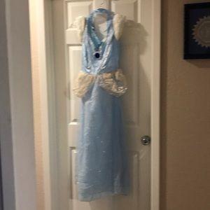 Cinderella like dress